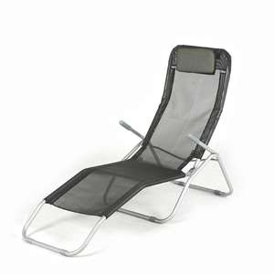 Tuscany Sun Lounger @ Greenfingers £19.99 + £4.99 delivery