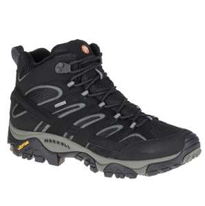 Merrell Moab 2 Mid GTX Men's Hiking Boots - £68 + free C&C using code @ Activ Instinct