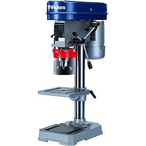 Bench Pillar Drill [350W] £30 @ Wickes