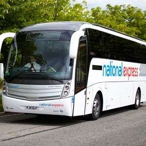 Free Daysaver Ticket National Express West Midlands (30,000 available) @ National Express