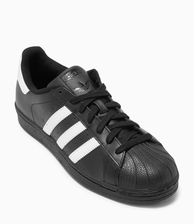 Men Adidas Originals Superstars men's in black £27 Next free click and collect