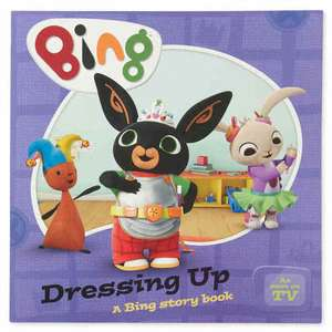 Bing bunny books at Aldi! Cbeebies books. 79p Nationwide in store and online (£2.95 Delivery) at Aldi