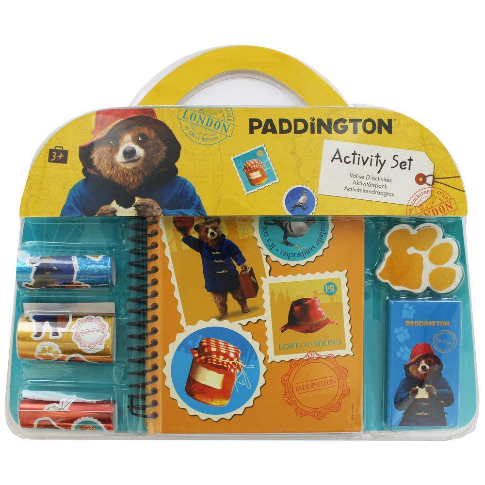 Paddington Suitcase Activity Set @ The Works Free C&C £3
