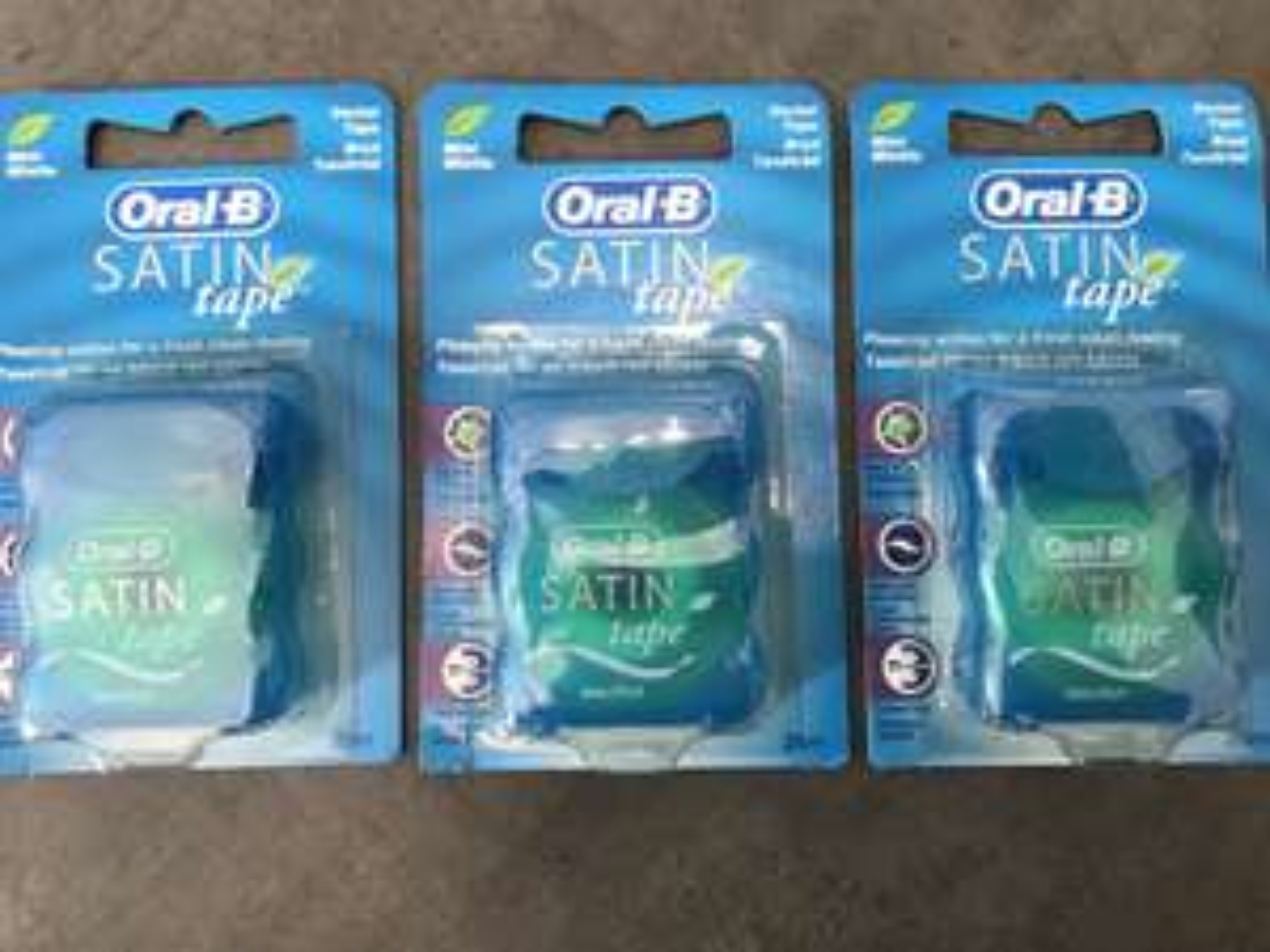 Oral B Satin Dental Tape 25m in store £1 @ Poundland