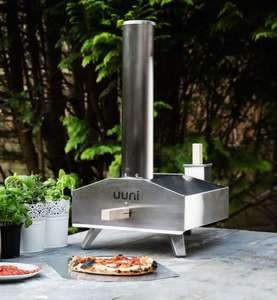 Ooni wood fired portable pizza oven - £176.25 @ Homebase
