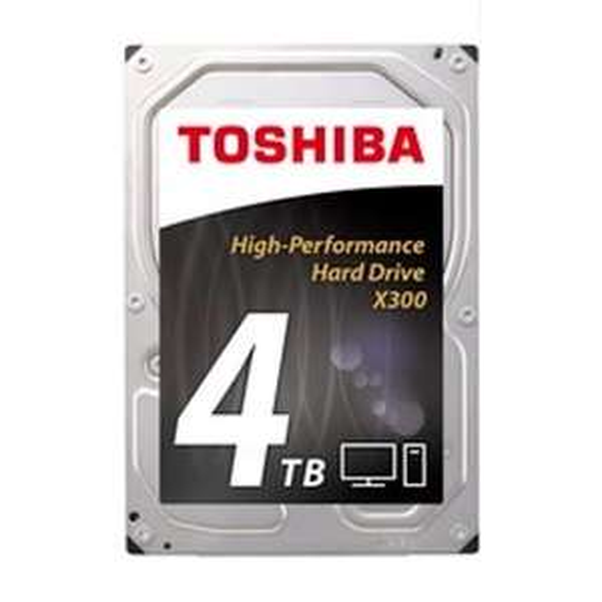 "Toshiba X300 4TB SATA III 3.5"" Hard Drive £92.99 at CCL Online"
