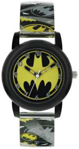DC Batman Quartz Analogue Watch now £4.99 free click and collect at Argos