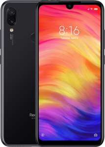 Xiaomi Redmi Note 7 4/64 4G - Global Version - Black - Gearbest - £136 @ Gearbest