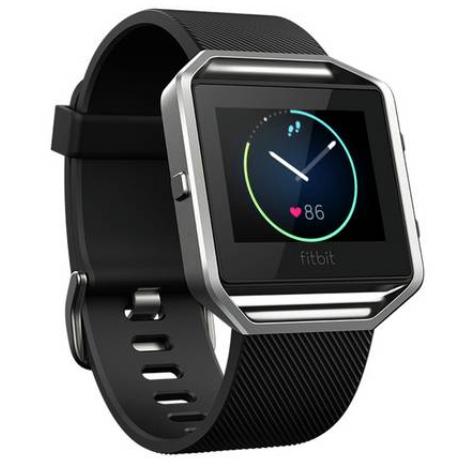 Fitbit Blaze Large Smart Watch - Black / Plum £89.99 @ Argos