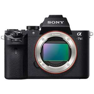 Sony Alpha A7 II Camera Body - £629 (Including Cashback) @ Clifton Cameras