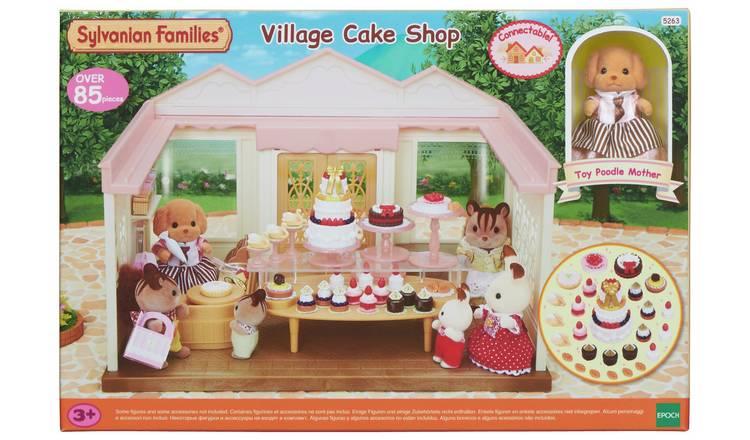 Sylvanian Families Cake Shop Playset £22.49 (was £44.99) Free C&C @ Argos