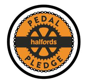 £10 halfords voucher (online or in store) for completing 5x30minute rides on Strava