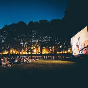 Outdoor Cinema Tickets London - 30+ Films inc Back to the Future - Spiderman Into the Spiderverse - Labyrinth - Ghostbusters £4.80 @ Groupon