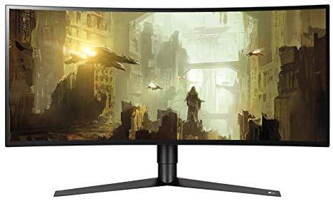 "LG 34GK950F 34"" Q-HD Curved 144Hz 3440 x 1440 1ms FreeSync 2 Monitor £846.93 @ Amazon"