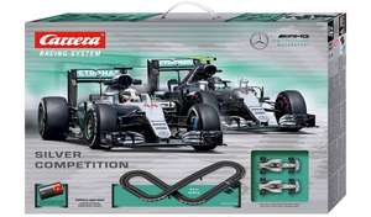 Carrera F1 Mercedes Track Set @ Argos Free C&C £19.49