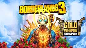 Borderlands 3 Pre-Purchase (PC) from £37.49 @ Green Man Gaming