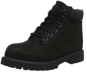 Timberland 6-Inch Premium Waterproof Unisex Juniors Ankle Boots (Size 6) £57.34 @ Amazon