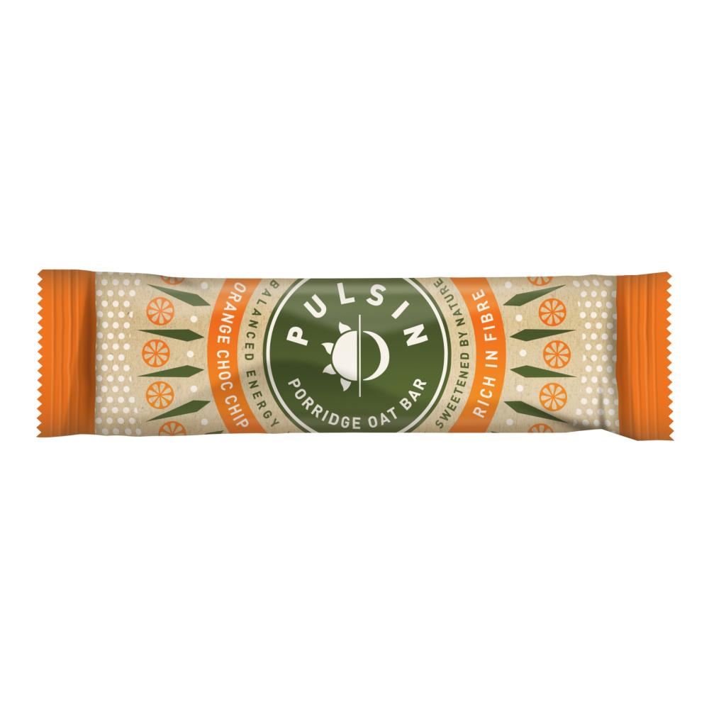 PULSIN BAR (Choc chip orange) - 15p Instore @ Home Bargains (Gloucester)