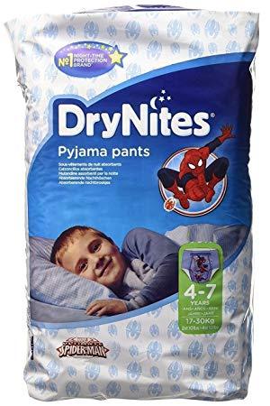 Huggies DryNites Age 4-7 £1.44 In Store @ Co-op