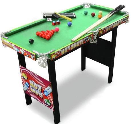 Half Price Chad Valley 3ft Snooker Table - £22.49 + Free C&C @ Argos