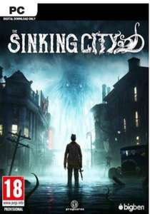 The Sinking City + DLC PC £26.99 @ CDKeys