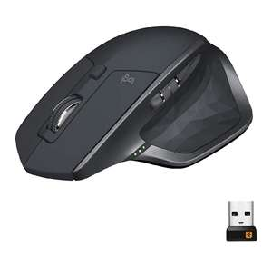 Logitech MX Master 2S Multi-Device Bluetooth Wireless Mouse £47.99 Amazon