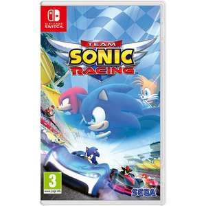 Team Sonic Racing (Nintendo Switch) £26.99 delivered @ Game