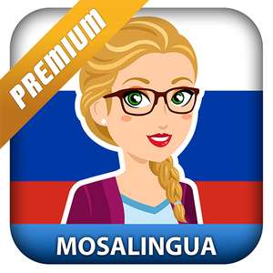 Speak Russian with MosaLingua PRO usually £4.99 now Free @ Google Play