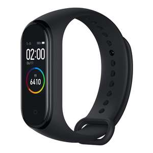Xiaomi Mi Band 4 (Global But may be Chinese version) £18.72 + Quidco 4.5% using coupon codes @ AliExpress / AEmall Store