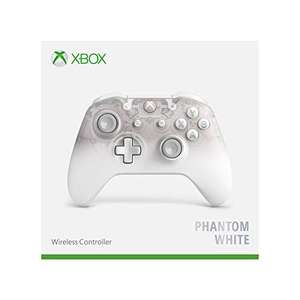 Xbox One Phantom White Wireless Controller - Special Edition £35.26 (£33.91 Using Fee Free card) @ Amazon Spain