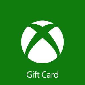 Microsoft Rewards - 20% off gift cards is back - £5 Xbox gift card now 5000 points / £10 Xbox gift card now 10000 points