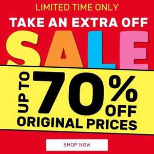 upto 70% off Sale @ Smiggle - delivery £4.99 Some more popular items in description