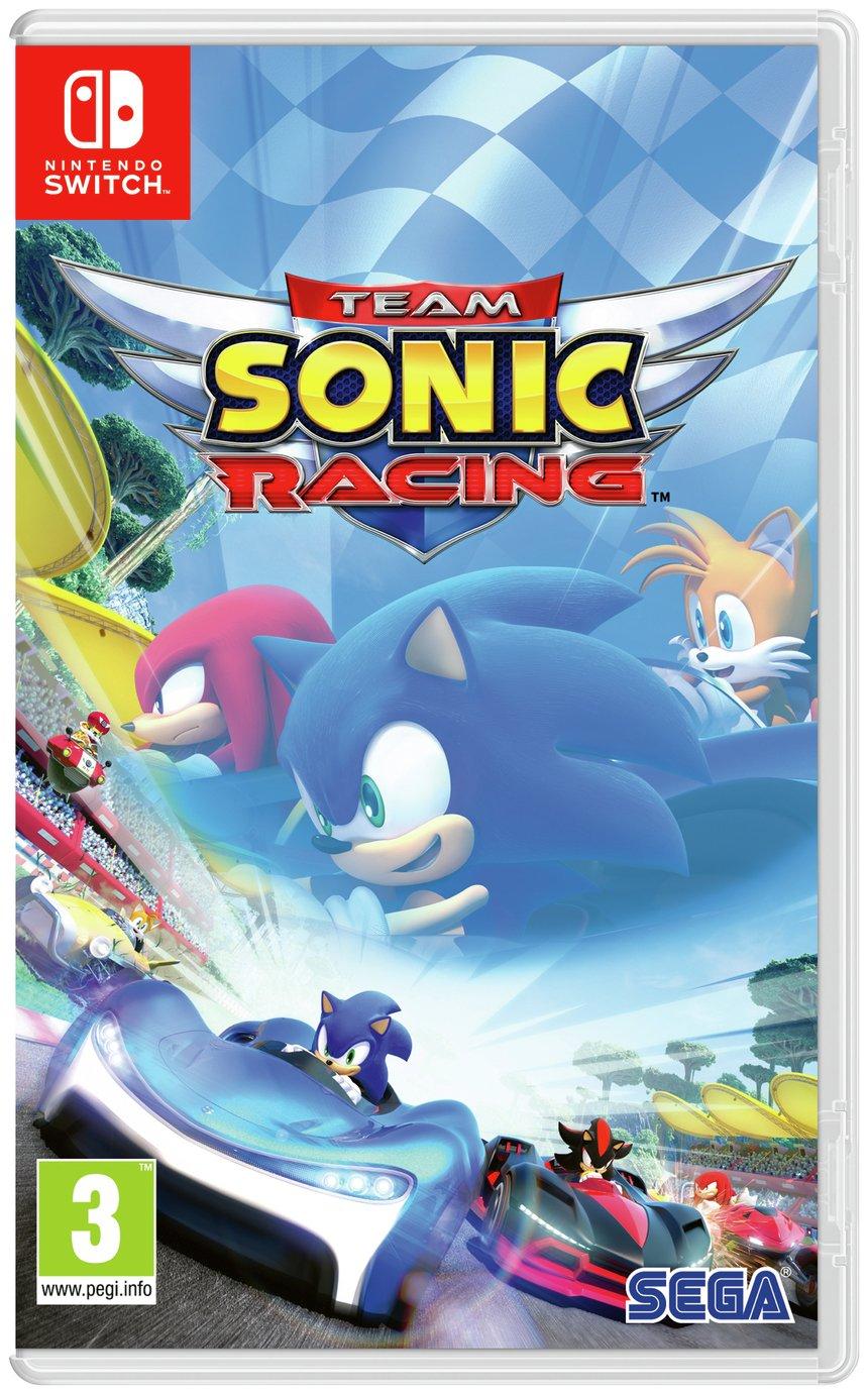 Team Sonic Racing Nintendo Switch Game £29.99 Argos