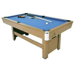 Hy-Pro 6ft Renegade Pool Table @ Argos for £99.99 with £6.95 delivery