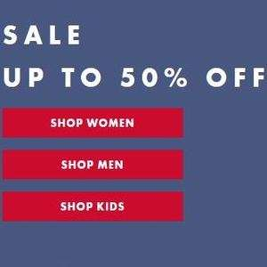 Tommy Hilfiger Sale - up to 50% Off + Free Click & Collect