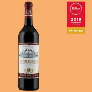 WEEKEND ONLY  French Bordeaux £3.39 @ Lidl