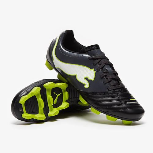Extra 10% off Outlet @ Pro Direct Soccer - EG: Men's Puma powercat 4.12 FG - Black/Lime £10.80 / £14.75 Delivered