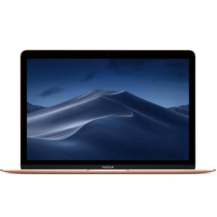 "Apple MacBook 12"", Intel Core i5, 8GB RAM, 512GB SSD, Intel HD Graphics 615, Gold £999 at John Lewis and partners"