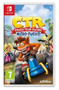 Crash Team Racing Nitro-Fueled (Switch/PS4/Xbox One) £28.95 Delivered @ Go2games