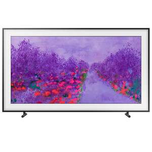"""Samsung - Samsung The Frame 55"""" 4K Smart TV + Free Choice of Bezel / 5 year guarantee £999 Delivered @ John Lewis & Partners"""