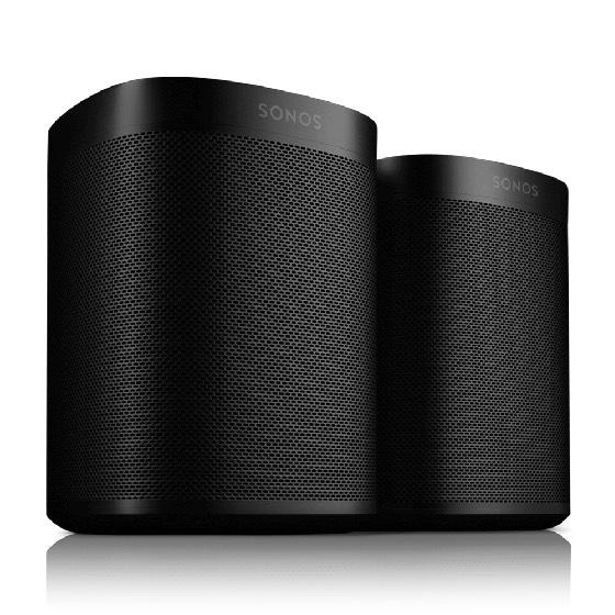 2 x Sonos One (Gen 2) Smart Speaker - £333 @ Smart home sounds  - New code