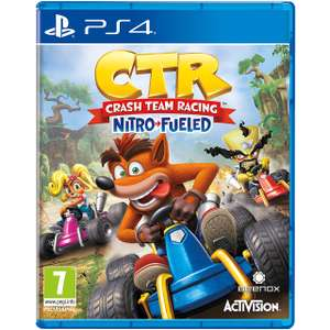 Crash Team Racing Nitro Fueled - PS4 / Xbox One / Nintendo Switch - £29 @ AO