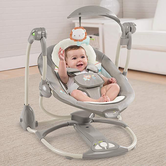 Ingenuity, ConvertMe Swing-2-Seat - Candler £55.99 (via wishlist) @ Amazon