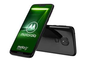 Moto Motorola G7 Power 64GB | Smartphone | £139 + £10 Goodybag @ Giffgaff (Possible £25 Cashback)