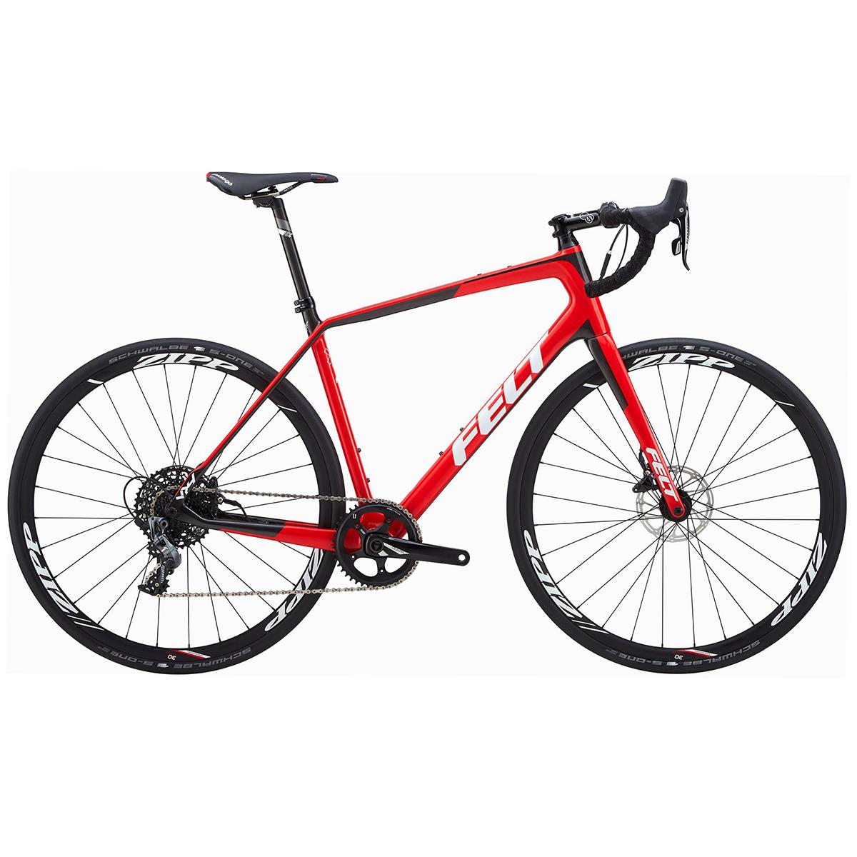 Felt VR4 Rival 1 Carbon Disc Road Bike £1549 @ Merlin Cycles
