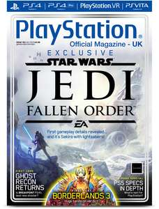 PlayStation Official Magazine 5 issues for £5 at My Favourite Magazines