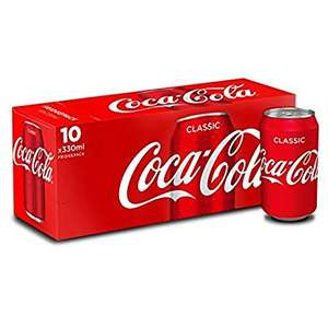 10 Pack of Coca Cola £4 @ Heron Foods (Lincoln)