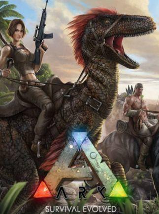 ARK: Survival Evolved - PC on Steam - £15.75