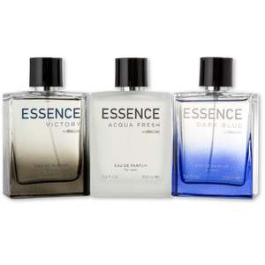 Essence Eau De Parfum For Men by G. Bellini (100ml) - Instore at Lidl for £4.99