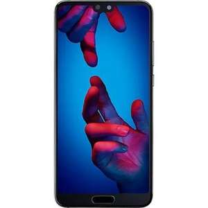 HUAWEI P20 128GB Black In Very Good Condition Locked To Vodafone £179.99 @ Music Magpie